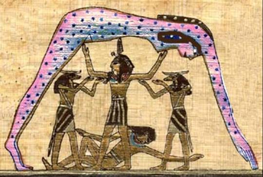 Healing With the Arts | Dreams visions and myths ancient art and ...